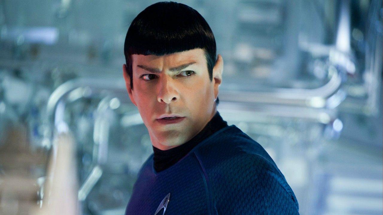 Zachary Quinto em Star Trek