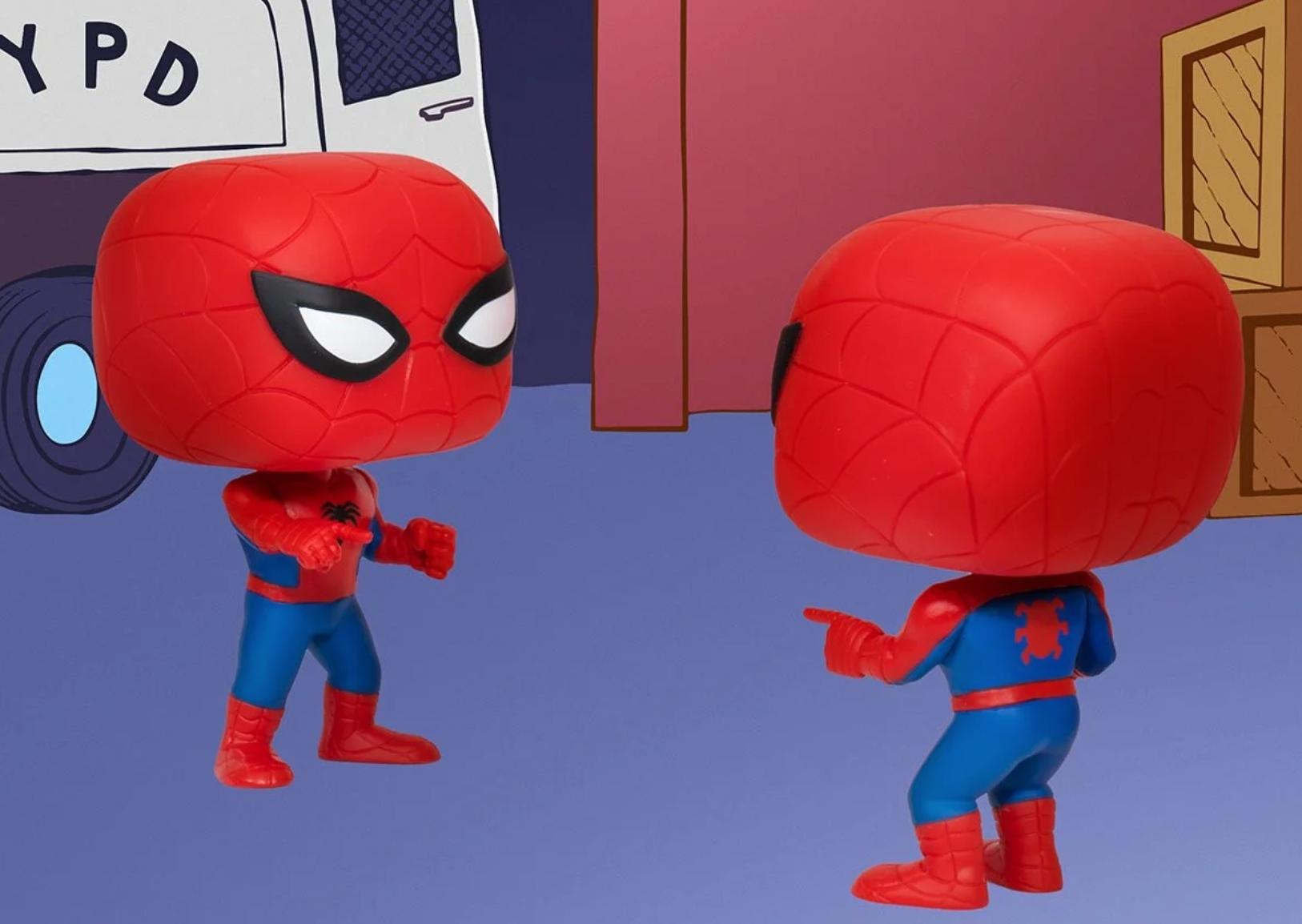 Meme Homem-Aranha (Funko)