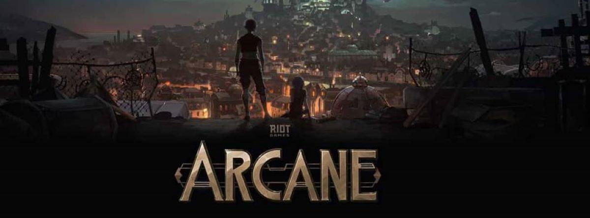 Arcane (Divulgação / Riot Games)