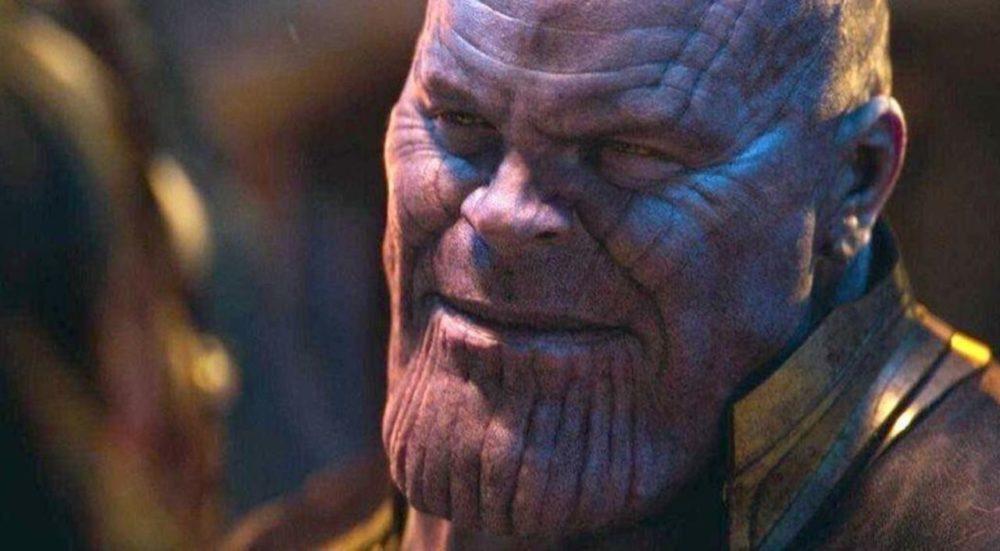 Thanos, vilão de Avengers