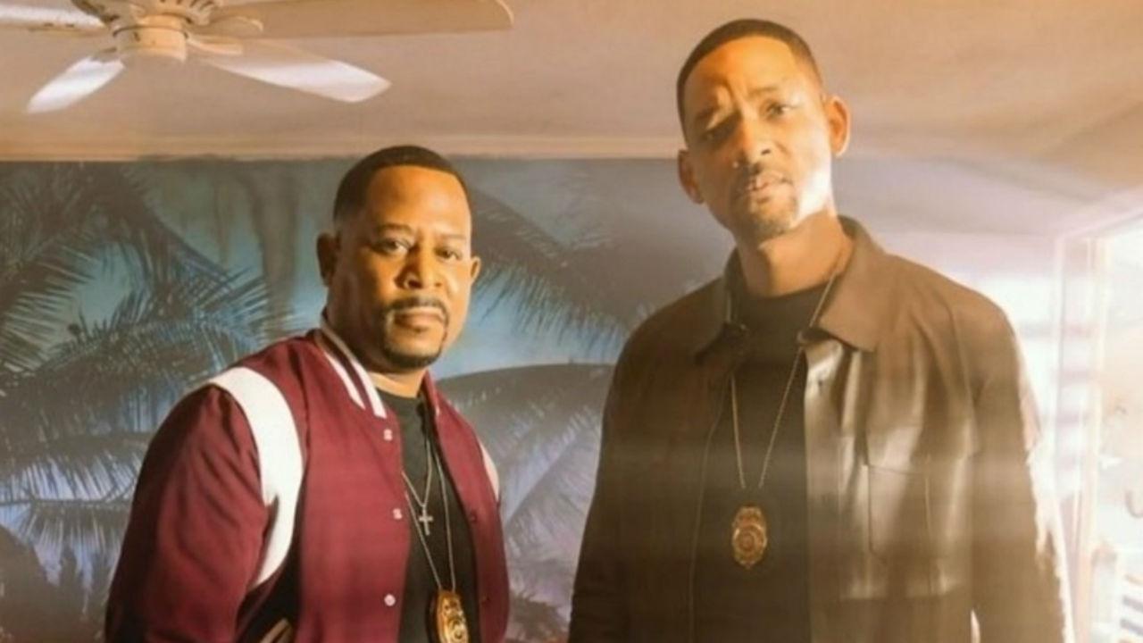Will Smith e Martin Lawrence reprisam seus papeis no novo Bad Boys 3, que estreia em 2020 (Divulgação)