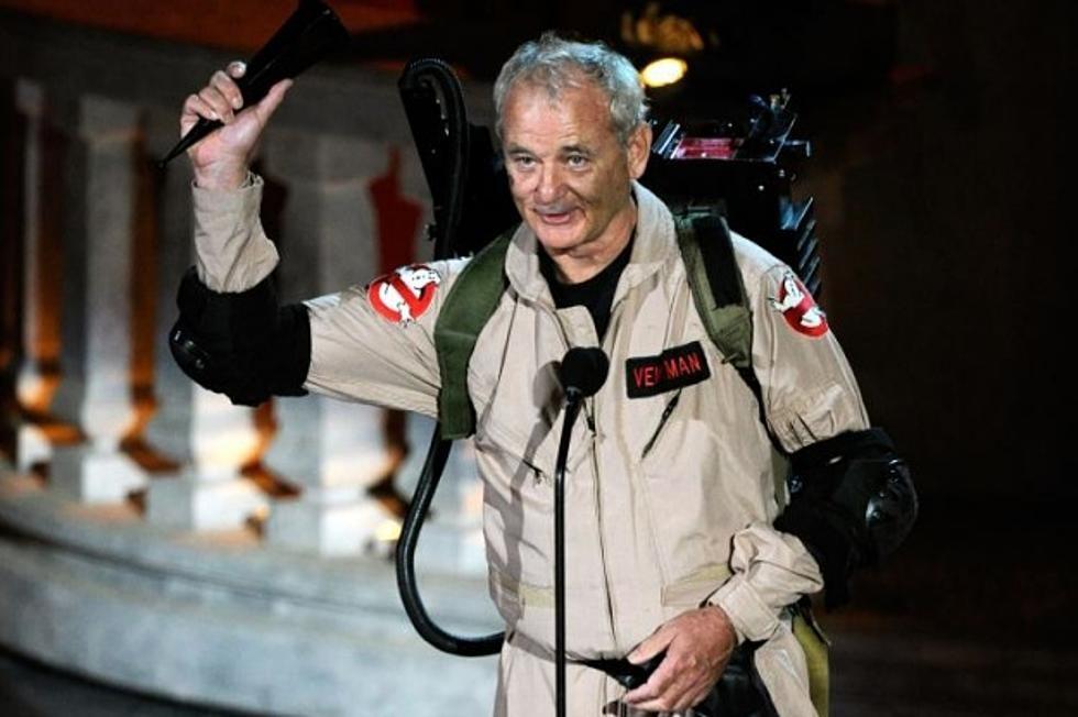 Bill Murray em Os Caça-Fantasmas (Foto: Divulgação)