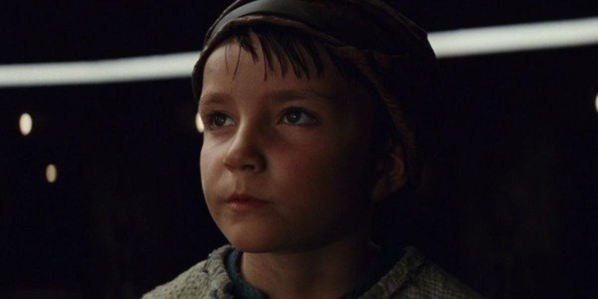 Temirlan Blaev em Star Wars (Foto: Reprodução)