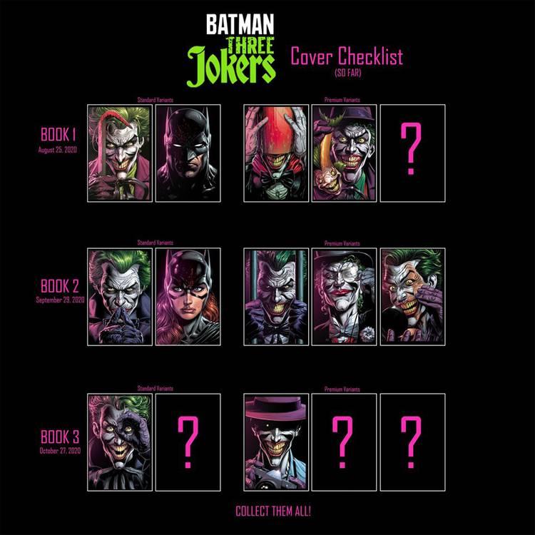 Batman: Três Coringas (Divulgação / DC)
