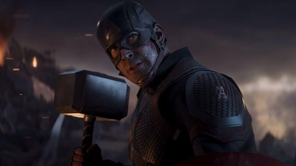 Capitão América em Vingadores: Ultimato (Marvel / Disney)