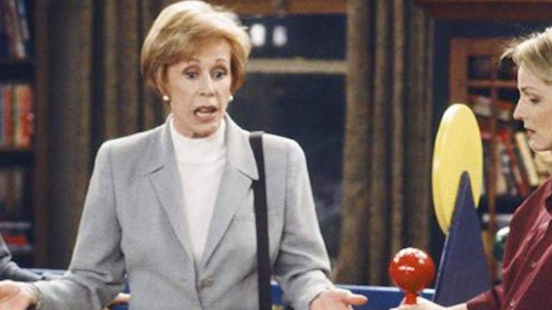 Carol Burnett está confirmada como Theresa Stemple no revival de Mad About You (Reprodução)