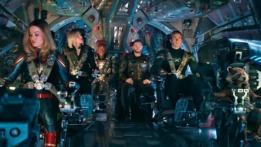 Cena de Vingadores: Ultimato, que foi lançado nos cinemas em 2019 (Imagem: Divulgação)