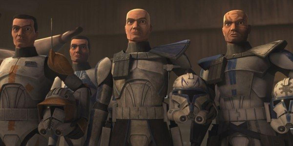 Cena de Star Wars: A Guerra do Clones (Reprodução / Disney)