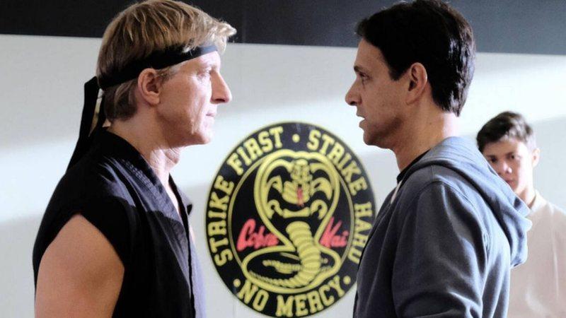 Netflix mostra rivalidade de LaRusso e Lawrence em trailer de Cobra Kai;  Assista