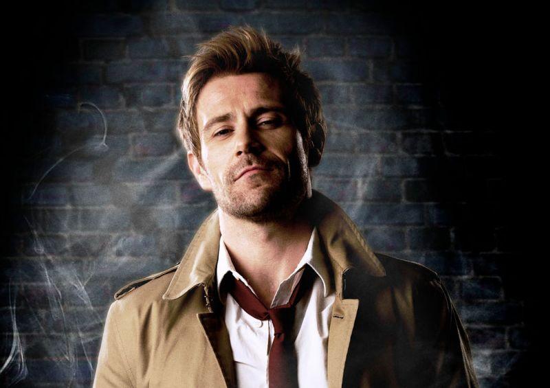 Matt Ryan como Constantine (Divulgação)