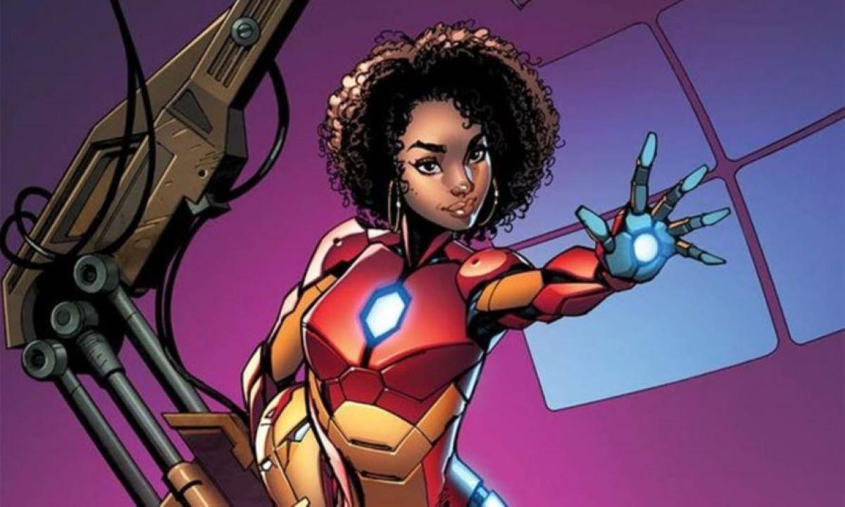 Coração de Ferro (Divulgação / Marvel Comics)