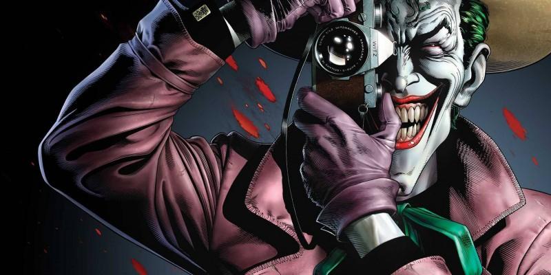 Coringa em A Piada Mortal (Divulgação / DC Comics)