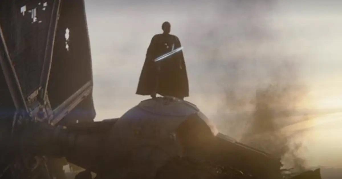 Cena de O Mandaloriano (Foto: Rerprodução / LucasFilm)