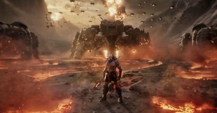 Darkseid em Liga da Justiça (Foto: Reprodução)
