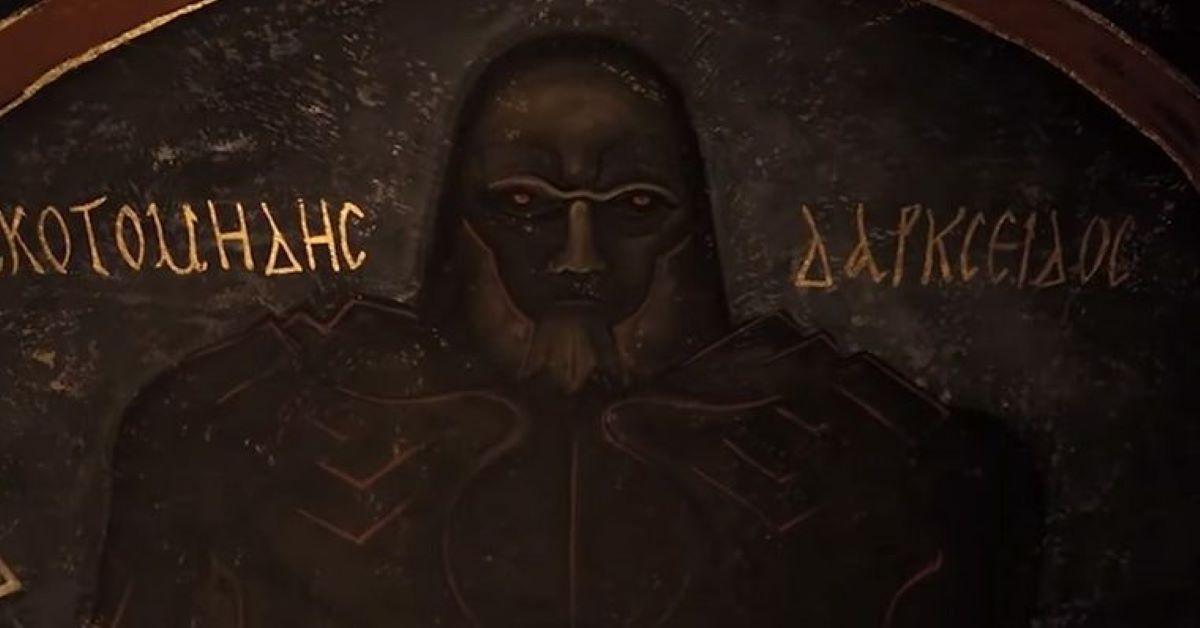 Cena do teaser de Liga da Justiça (Foto: Reprodução)