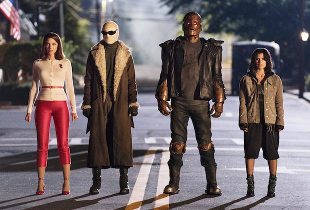 Cena de Doom Patrol (Reprodução / DC Universe)