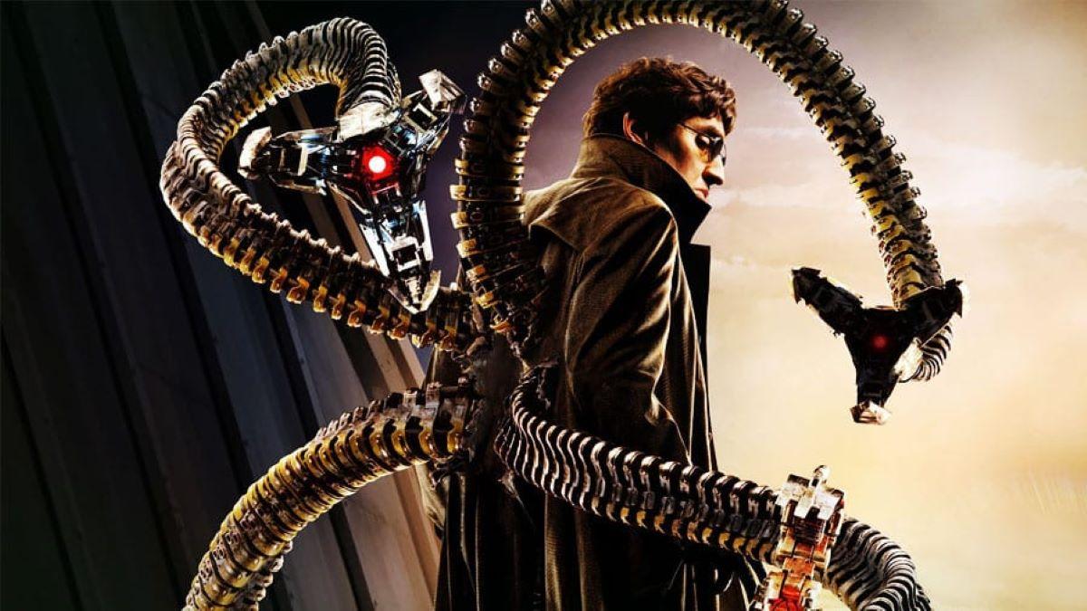 Doutor Octopus em Homem-Aranha 2 (Divulgação / Sony)