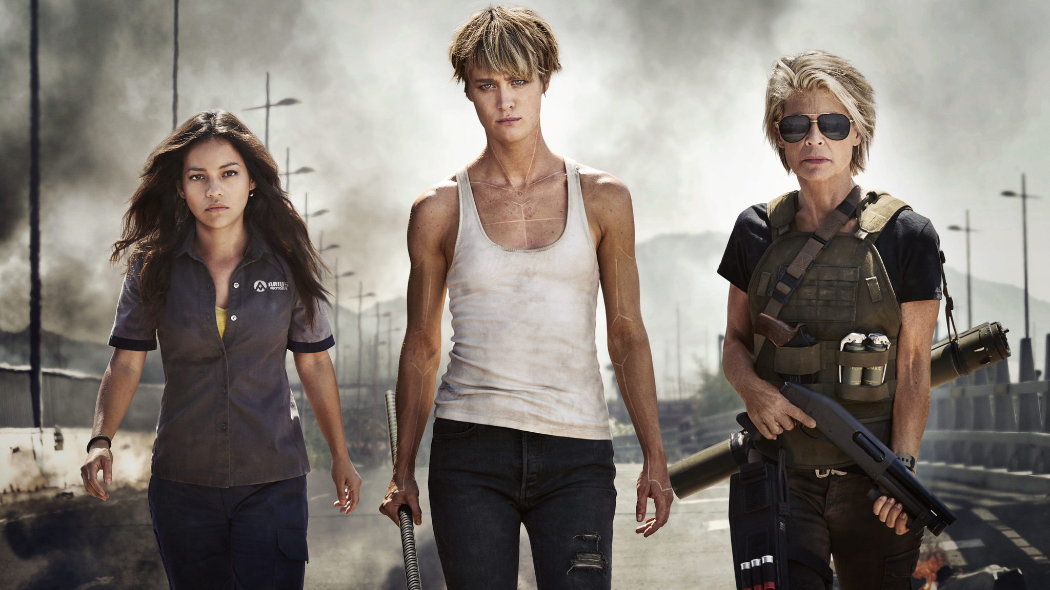O Exterminador do Futuro: Destino Sombrio estreia em outubro nos cinemas (Divulgação)