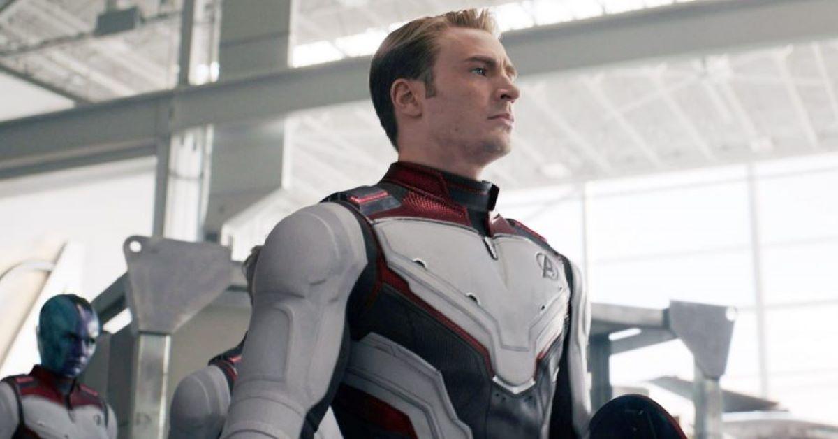 Capitão América em Vingadores: Ultimato (Reprodução / Marvel)