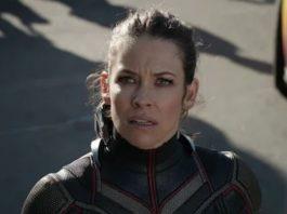 Evangeline Lilly em Homem Formiga e a Vespa