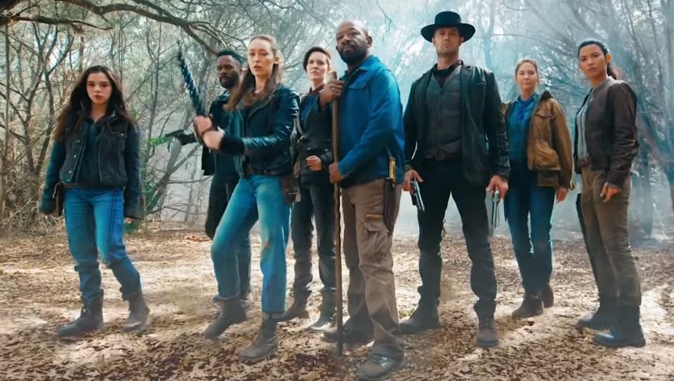 Fear the Walking Dead é exibida pela AMC nos Estados Unidos (Divulgação)