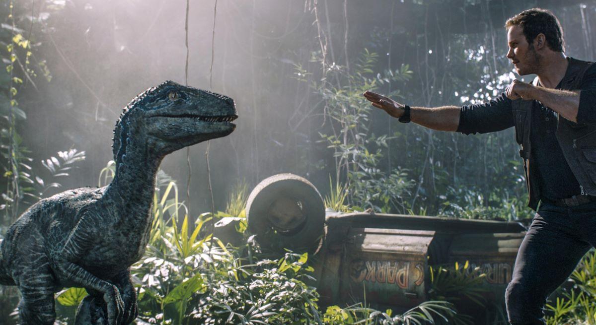 Cena de Jurassic Word: Reino Ameaçado (Reprodução / Universal)