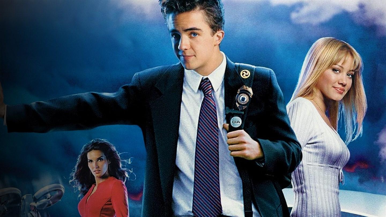 O ator Frankie Muniz no filme O Agente Teen (Divulgação)