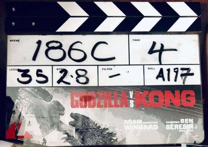 Godzilla vs Kong (Foto: Divulgação)