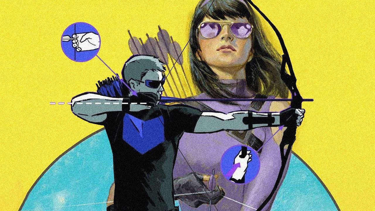 Gavião Arqueiro (Divulgação / Marvel Comics)