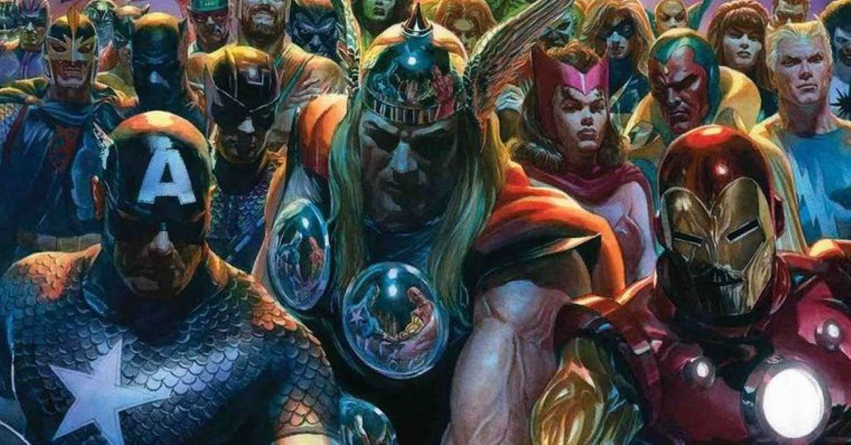 Heróis da Marvel Comics (Divulgação)