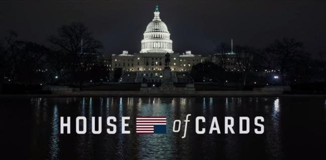 House of Cards foi uma das primeiras séries originais da Netflix (Imagem: Reprodução)