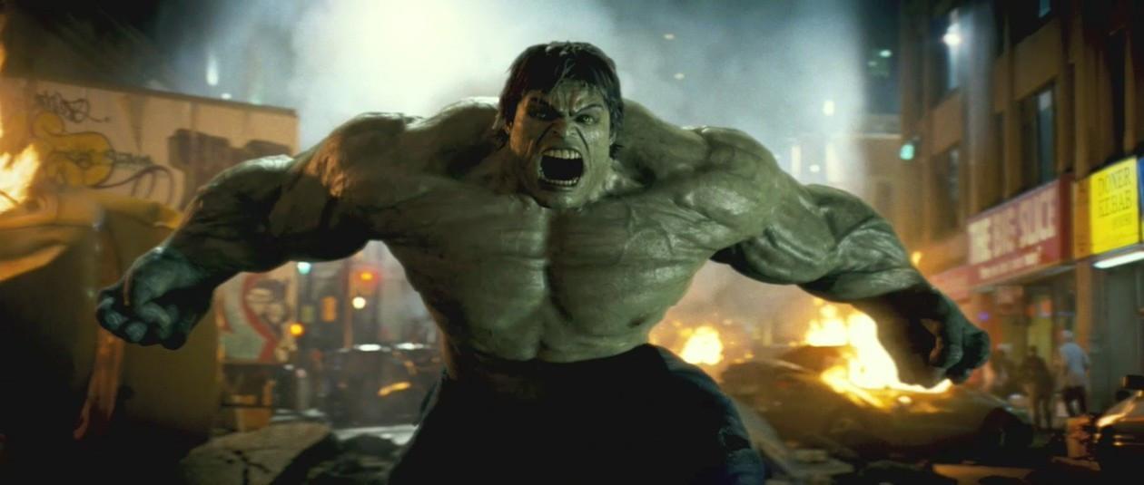 Cena de O Incrível Hulk (Foto: Reprodução / Marvel)