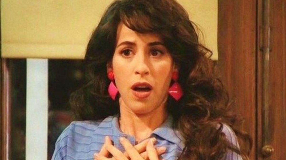 Maggie Wheeler como Janice em Friends (Reprodução/ Warner)