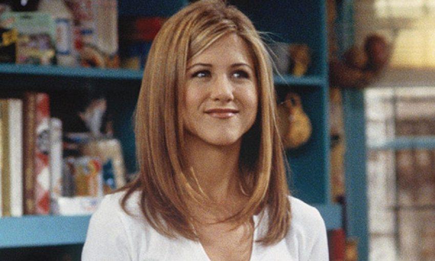 Jennifer Aniston em cena de Friends (Foto: Divulgação)