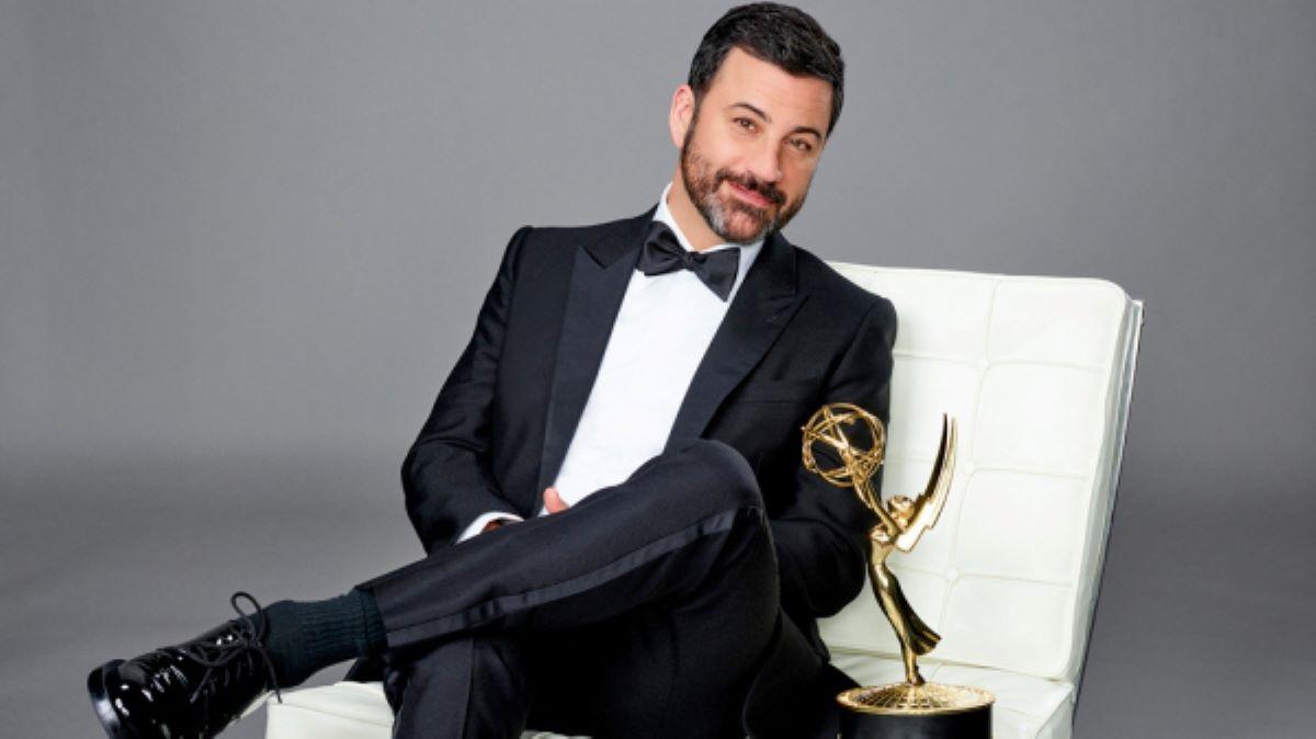 Jimmy Kimmel (Divulgação / Emmy)