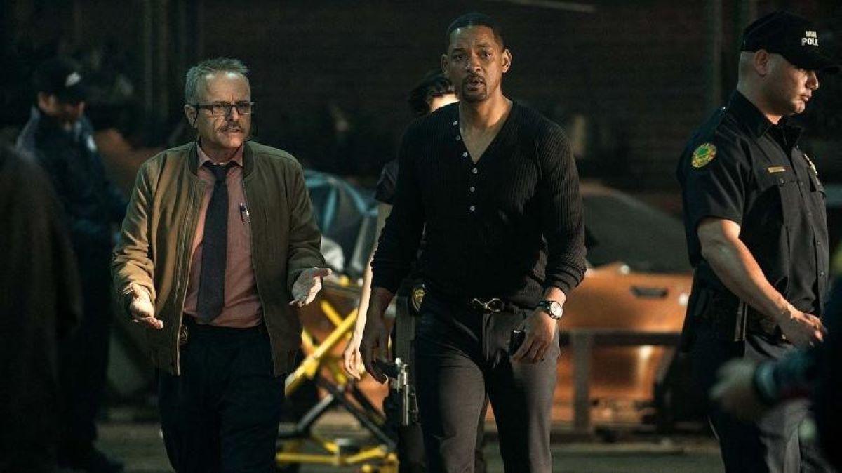 Joe Pantoliano e Will Smith em Bad Boys Para Sempre (Divulgação)