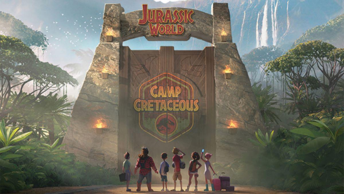 Jurassic World - Camp Cretaceous futura animação da Netflix (Divulgação)