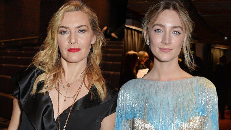 Kate Winslet e Saoirse Ronan formarão casal lésbico no drama Ammonite (Reprodução)