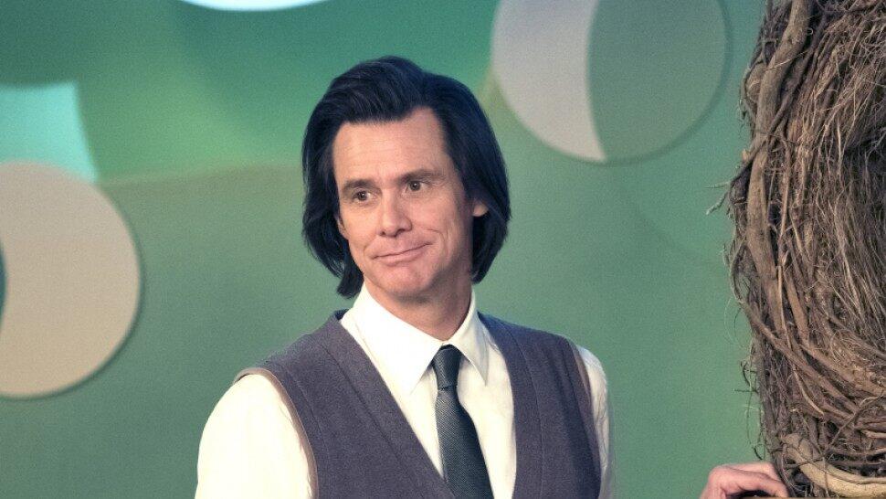 Jim Carrey na série Kidding