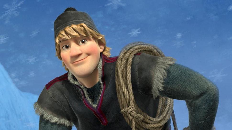 Jonathan Groff é o dublador original do personagem Kristoff nos filmes de Frozen (Imagem: Reprodução)