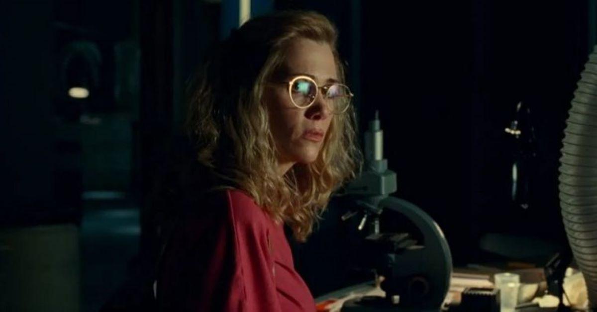 Kirsten Wiig como Barbara Minerva, a Mulher-Leopardo (Divulgação / DC)