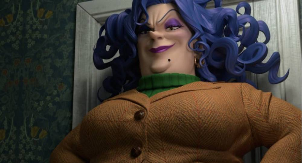 Aya and the Witch (Divulgação / Studio Ghibli)