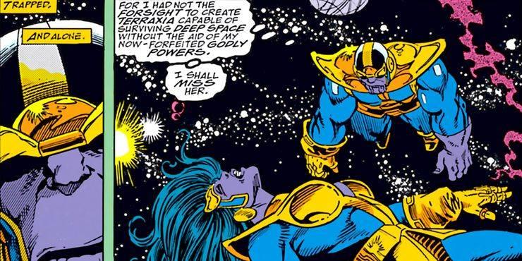 A Manopla do Infinito #3 (Divulgação / Marvel Comics)