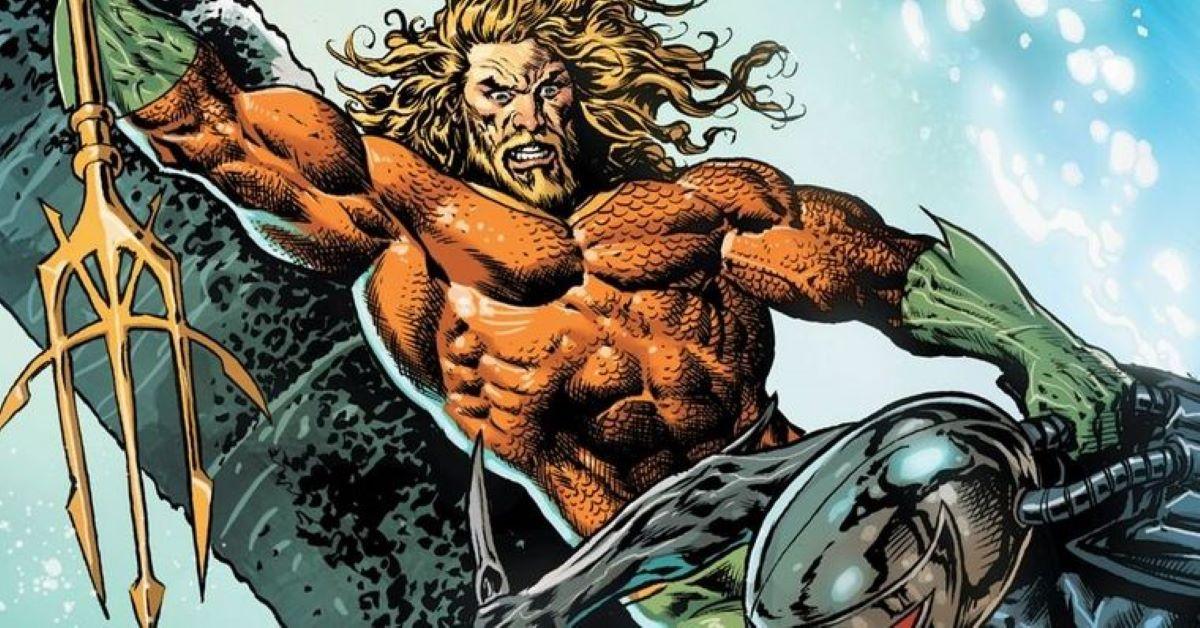 Aquaman (Divulgação / DC Comics)