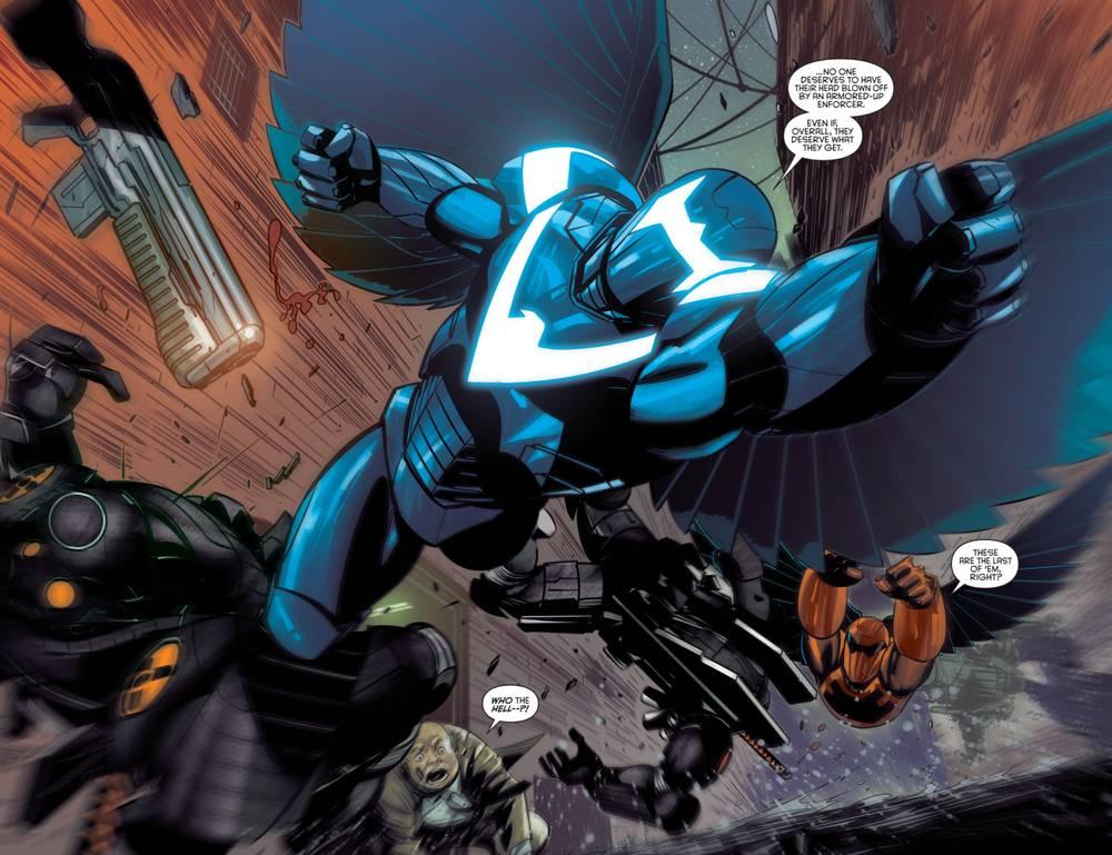 Nightwing Annual #3 (Divulgação / DC Comics)