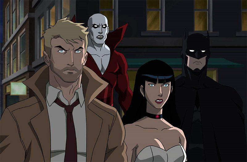 Liga da Justiça Sombria virará série e já teve ator escolhido