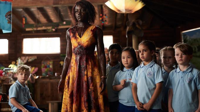 Lupita Nyong'o em Little Monsters, do Hulu (Divulgação)