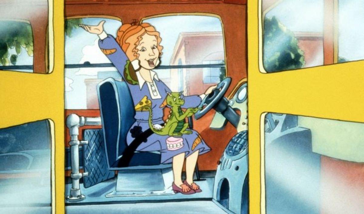 O Ônibus Mágico (Imagem: Reprodução)