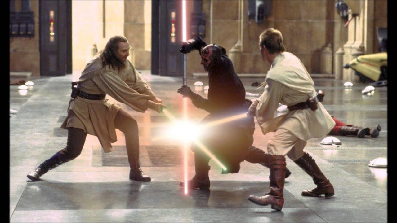 Cena de Star Wars: A Ameaça Fantasma (Reprodução / LucasFilm)