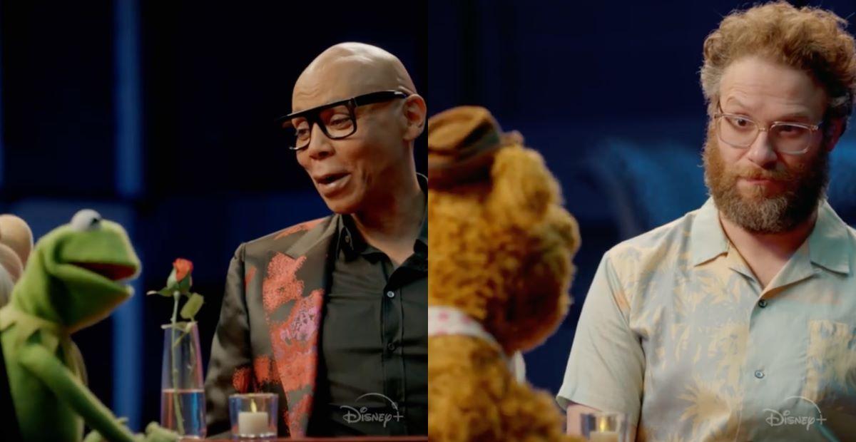 Cenas de Muppets Now (Reprodução / Disney)